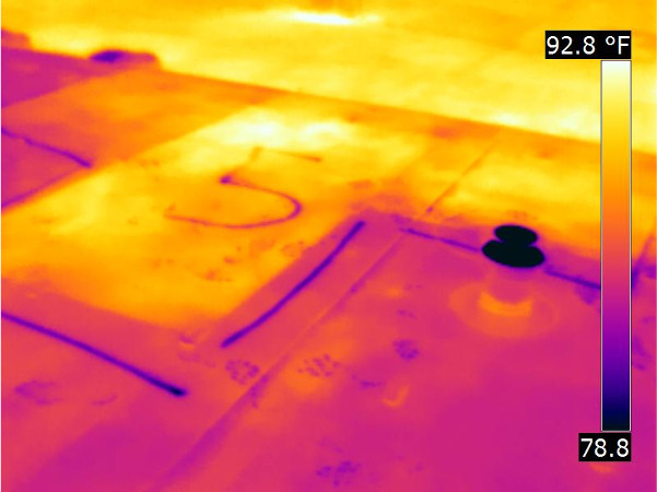 Infrared Roof Inspection For Moisture Advanced Infrared