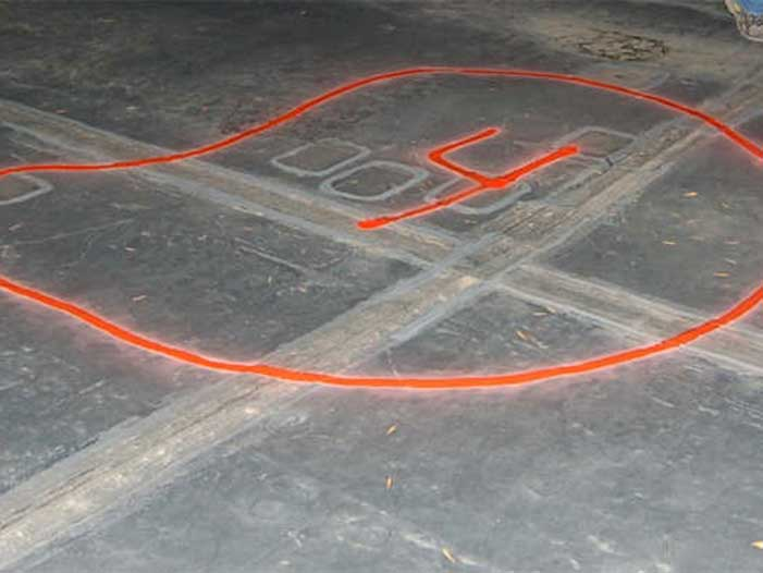 Infrared Roof Moisture Survey